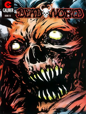 cover image of Deadworld, Volume 2, Issue 15