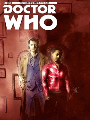 cover image of Doctor Who: The Tenth Doctor Archives (2015), Issue 13