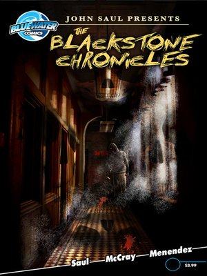 cover image of John Saul's The Blackstone Chronicles, Issue 1