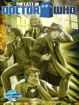 cover image of The Cast of Dr. Who