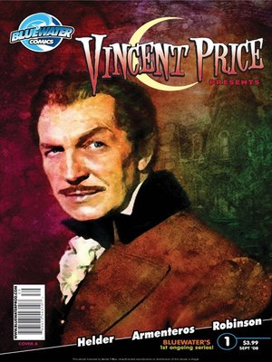 cover image of Vincent Price Presents, Issue 1