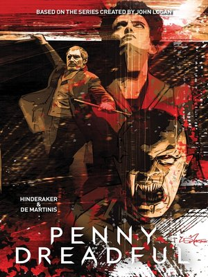 cover image of Penny Dreadful (2016), Issue 2