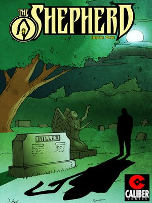 cover image of The Shepard, Issue 1