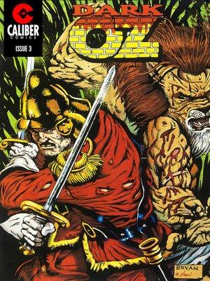 cover image of OZ: Dark OZ, Issue 3