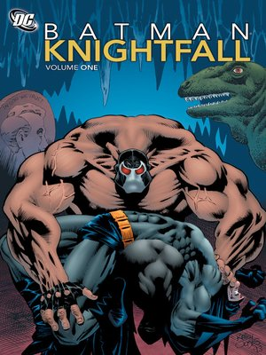 cover image of Batman: Knightfall, Volume 1