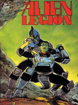 cover image of Alien Legion (1984), Issue 15