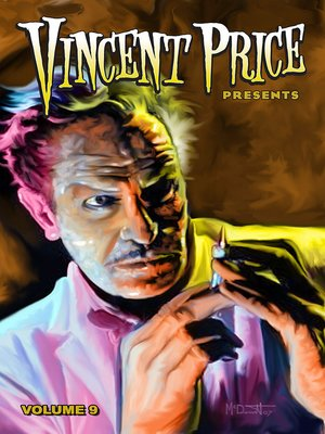 cover image of Vincent Price Presents, Volume 9