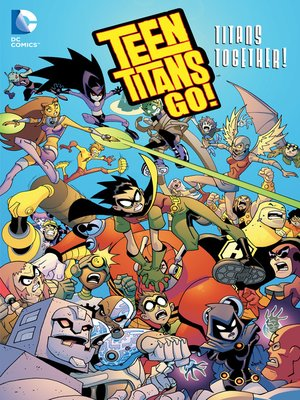 cover image of Teen Titans Go!: Titans Together