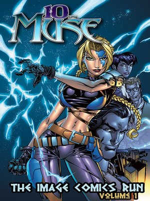 cover image of 10th Muse: The Image Comics Run, Volume 1