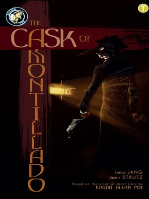 cover image of The Cask of Amontillado, Issue 1