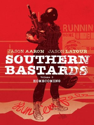 cover image of Southern Bastards, Volume 3