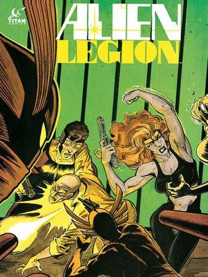 cover image of Alien Legion (1984), Issue 28