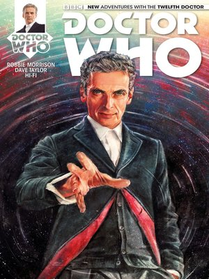 cover image of Doctor Who: The Twelfth Doctor, Year One (2014), Issue 1