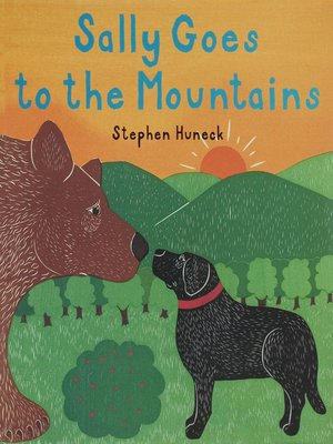 cover image of Sally Goes to the Mountains