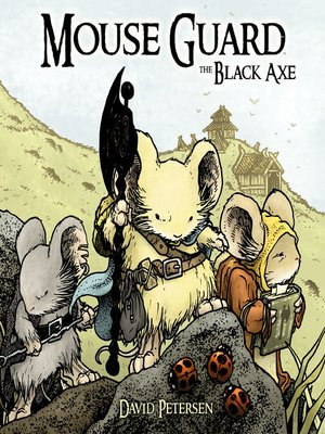 cover image of Mouse Guard, Volume 3