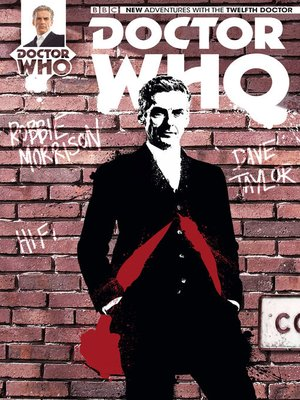 cover image of Doctor Who: The Twelfth Doctor, Year One (2014), Issue 2