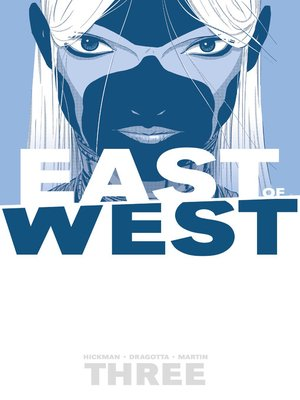 cover image of East of West, Volume 3