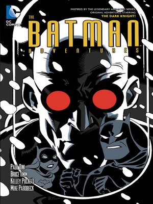 cover image of The Batman Adventures (1992), Volume 4