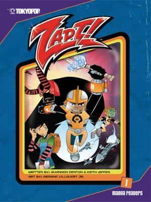 cover image of Zapt!, Volume 1