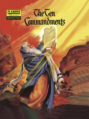 cover image of The Ten Commandments