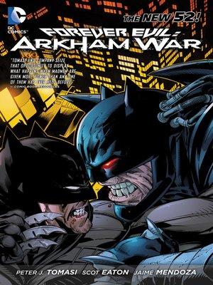 cover image of Forever Evil: Arkham War