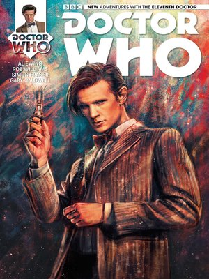 cover image of Doctor Who: The Eleventh Doctor, Year One (2014), Issue 1