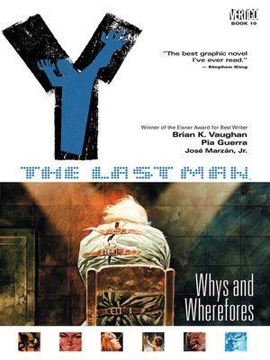 cover image of Y: The Last Man, Volume 10