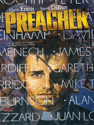 cover image of Preacher, Book Five