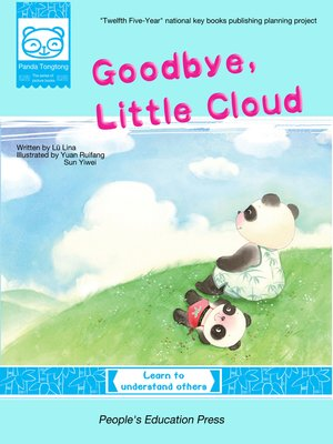 cover image of Goodbye, Little Cloud