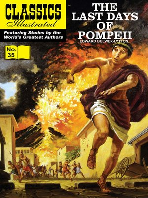 cover image of Last Days of Pompeii