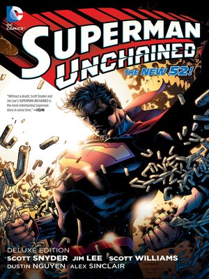 cover image of Superman Unchained