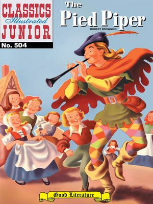 cover image of The Pied Piper