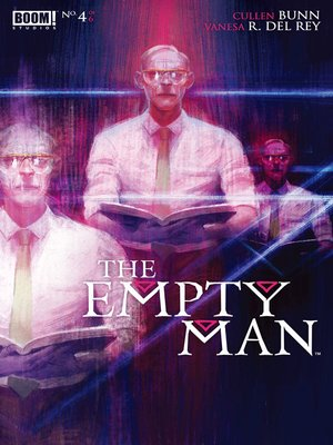 cover image of The Empty Man, Issue 4