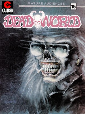 cover image of Deadworld, Issue 15