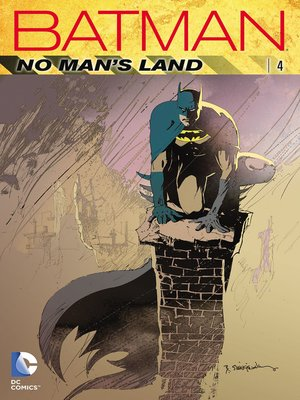 cover image of Batman: No Man's Land, Volume 4