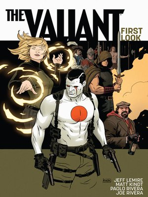 cover image of The Valiant (2014), Issue 1