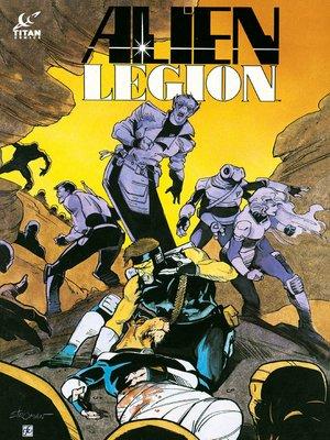 cover image of Alien Legion, Issue 23