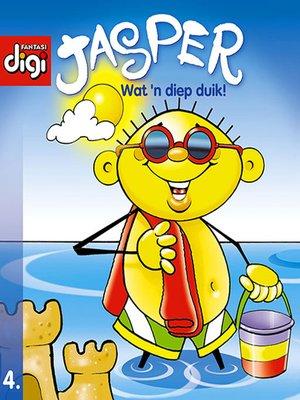 cover image of Jasper-reeks, Volume 4