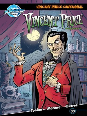 cover image of Vincent Price Presents, Issue 33