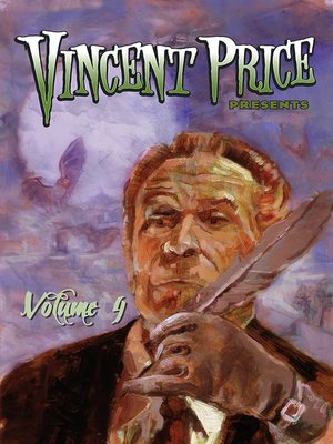 cover image of Vincent Price Presents, Volume 4