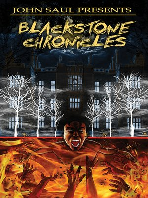 cover image of John Saul's The Blackstone Chronicles, Volume 1, Issue GN