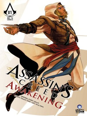 cover image of Assassin's Creed: Awakening (2016), Issue 1