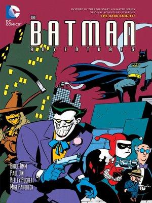 cover image of The Batman Adventures (1992), Volume 3