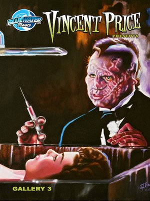 cover image of Vincent Price Presents Gallery 3