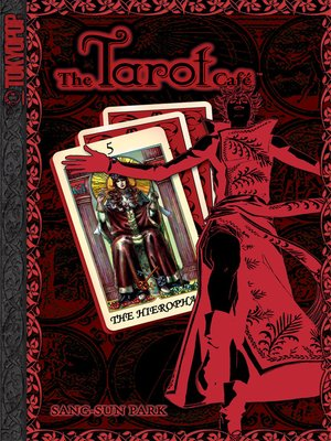 cover image of The Tarot Cafe, Volume 5