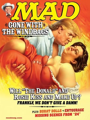 cover image of MAD Magazine #476
