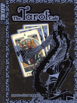 cover image of The Tarot Cafe, Volume 4
