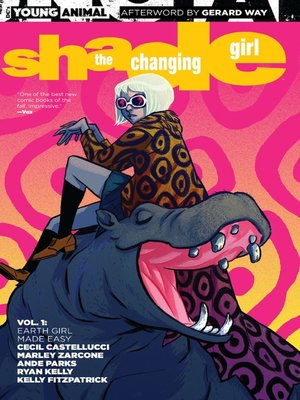 cover image of Shade: The Changing Girl (2016), Volume 1