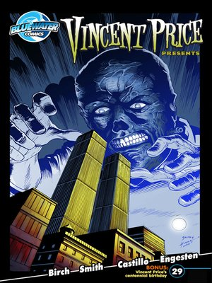 cover image of Vincent Price Presents, Issue 29