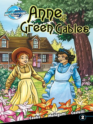 cover image of Anne of Green Gables, Issue 2